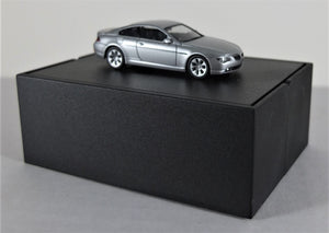 Herpa 1:87  Silver  BMW  E63 6er Coupe