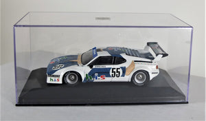 Minichamps 1:43 White/Blue BMW  1980 M1 Procar HIS Jeans #55