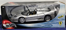Load image into Gallery viewer, 1:18 Hot Wheels Ferrari F50