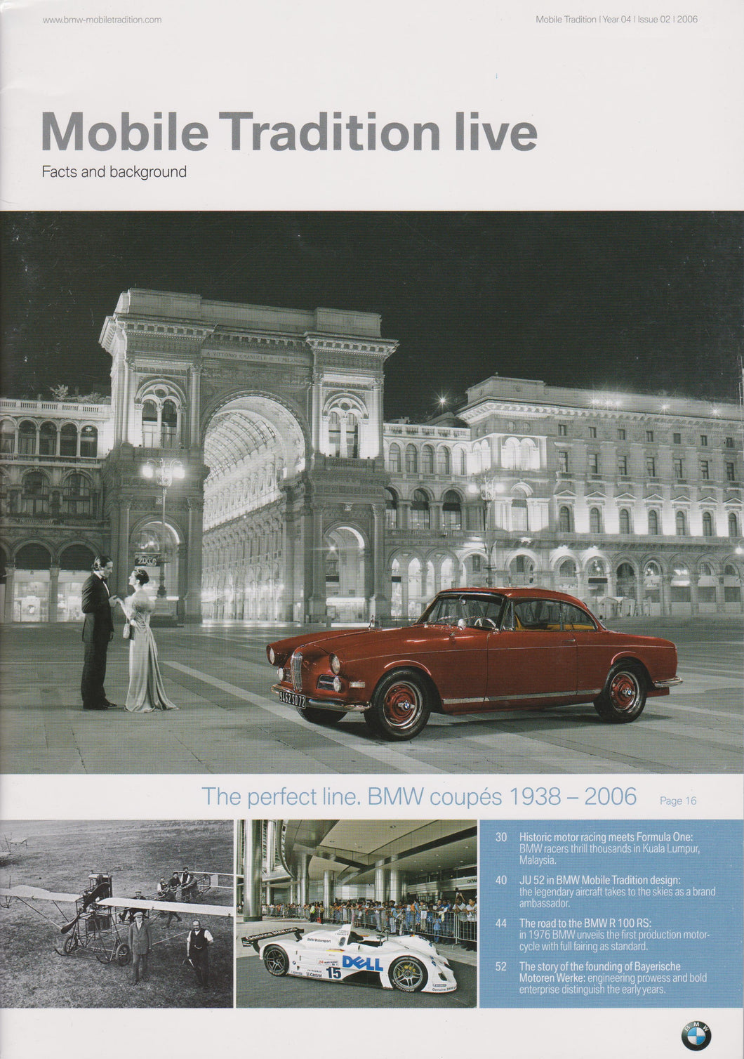 Magazine - Mobile Tradition Live / Issue 02 / 2006