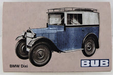 Load image into Gallery viewer, Bub 1:87  Silver  BMW  Dixi3/15 PS Teile in Eile