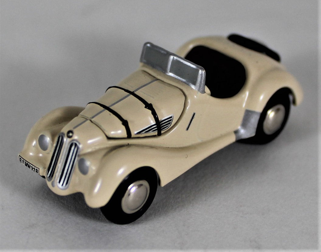Bub 1:87  White  BMW  PW  328 Roadster