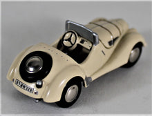 Load image into Gallery viewer, Bub 1:87  White  BMW  PW  328 Roadster