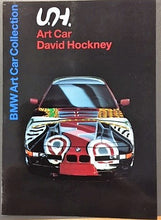 Load image into Gallery viewer, Postcard - BMW Art Car Collection - David Hockney