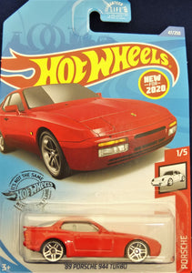 Hot Wheels Porsche '89 944 Turbo