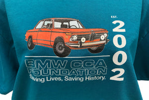 BMW 2002 Foundation T-Shirt