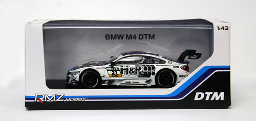 1:43 BMW M4 DTM no31 H&R