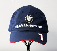 Load image into Gallery viewer, Hat - BMW Motorsport