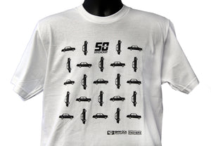 BMW 2002 White T-Shirt