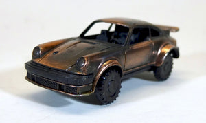 1:50 Copper Porsche 911 Pencil Sharpener