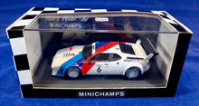 Load image into Gallery viewer, Minichamps 1:43 BMW M1 ProCar N. Piquet #6, Paul's Model Art