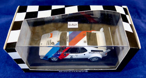 Minichamps 1:43 BMW M1 ProCar N. Piquet #6, Paul's Model Art