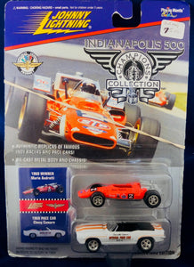 Johnny Lightning 1:64 Multiple Pace cars & Indy winners Pace cars & Indy winners