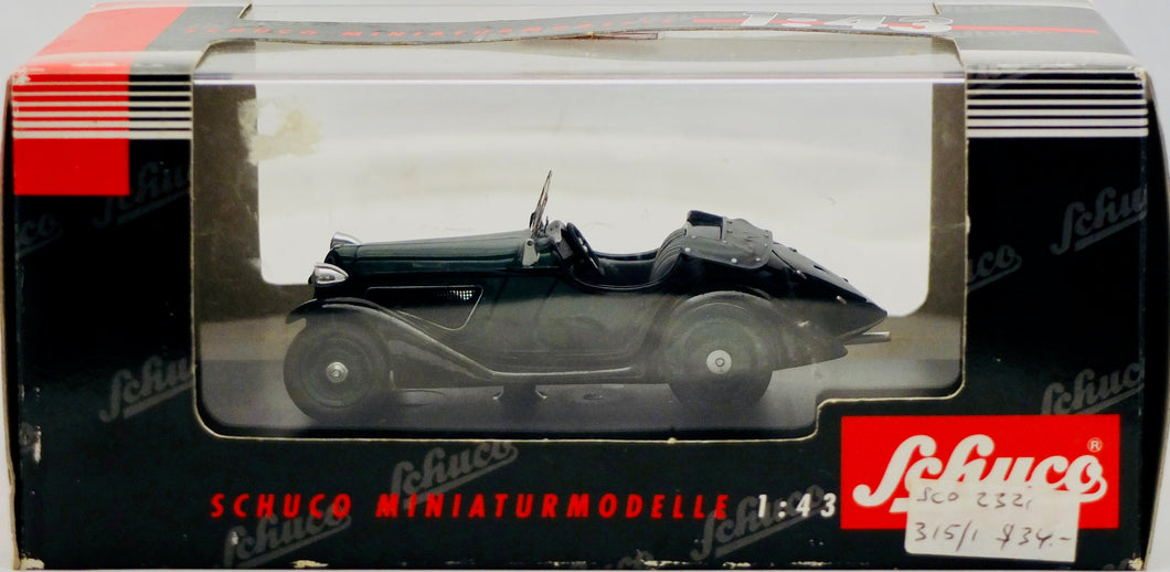 Schuco 1:43 BMW 315/1 Dark Green.