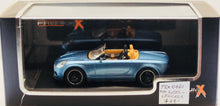 Load image into Gallery viewer, PremiumX 1:43 MINI Superleggera Vision Concept 2014 Blue.