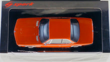 Load image into Gallery viewer, Spark 1:43 BMW Alpina CSL (E9) Orange in plastic wrap.