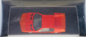 Schuco 1:43 BMW Turbo X1 1972 Red, in plastic wrap.