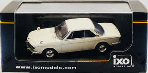 IXO 1:43 BMW 2000 CS 1970 White.