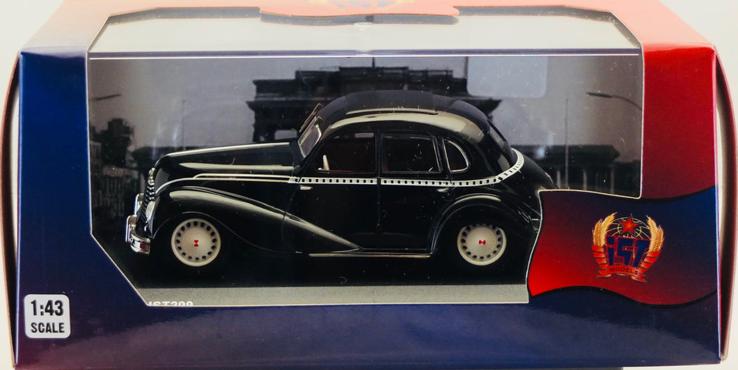 istmodels 1:43 EMW 340-2 Taxi 1953 Black.