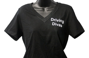 "Driving Divas ""Heats Up Fast"" T-shirt"
