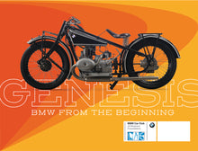 Load image into Gallery viewer, GENESIS Museum Exhibition Book - BMW From The Beginning