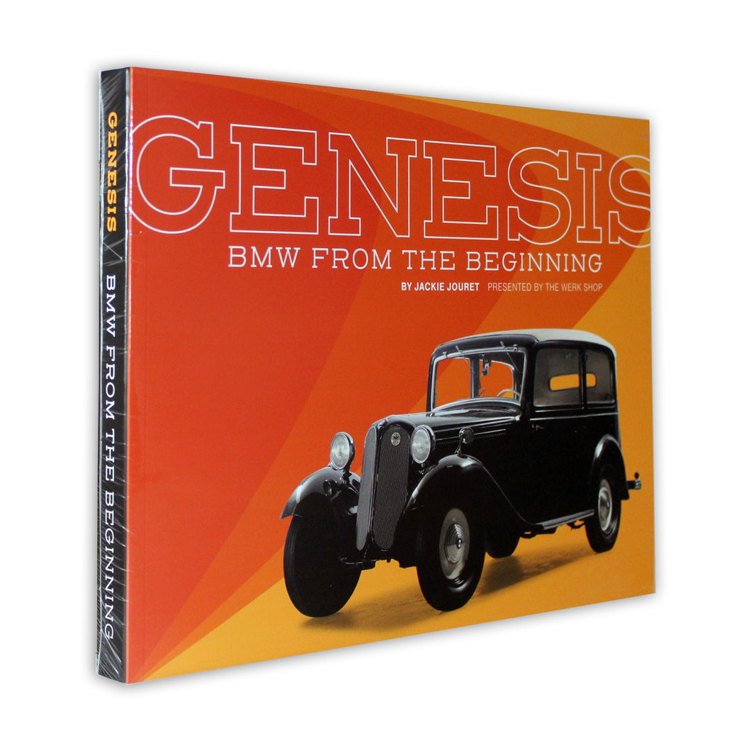 GENESIS Museum Exhibition Book - BMW From The Beginning