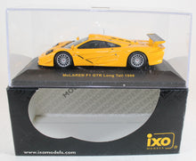 Load image into Gallery viewer, IXO1:43 McLaren F1 GTR Long Tail 1996