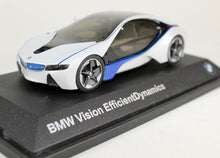 Load image into Gallery viewer, 1:43 White  BMW  Concept 2010 Vision Efficient Dynamics Concept (Limited Ed)