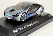 Load image into Gallery viewer, 1:43 Silver  BMW  Concept 2010 Vision Efficient Dynamics Concept