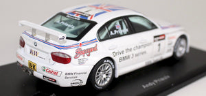 1:43 White  BMW  2006 E90 320si WTCC #1  BMW   Power