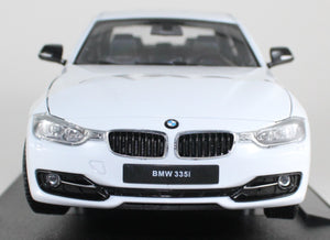 Welly 1:18 BMW F30 335i in White