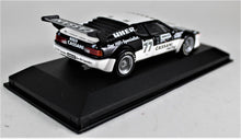 Load image into Gallery viewer, Minichamps 1:43 BMW M1 PROCAR. Team Cassani, Hans Stuck 1979