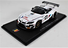 Load image into Gallery viewer, Spark 1:43 BMW Z4 ROAL Motorsport 24H of Spa 2014