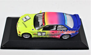 Paul's Model Art 1:43 BMW multicolor M3 GTR - ADAC GT CUP 1993