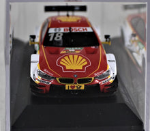 Load image into Gallery viewer, Minichamps 1:43 BMW M4 DTM 2016 #18, A Farfus. 1 of 300