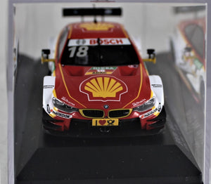 Minichamps 1:43 BMW M4 DTM 2016 #18, A Farfus. 1 of 300