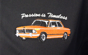 BMW 2002 Ladies Pullover - Passion is Timeless