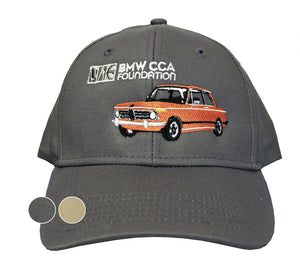 Chino Cap w/Orange BMW 2002