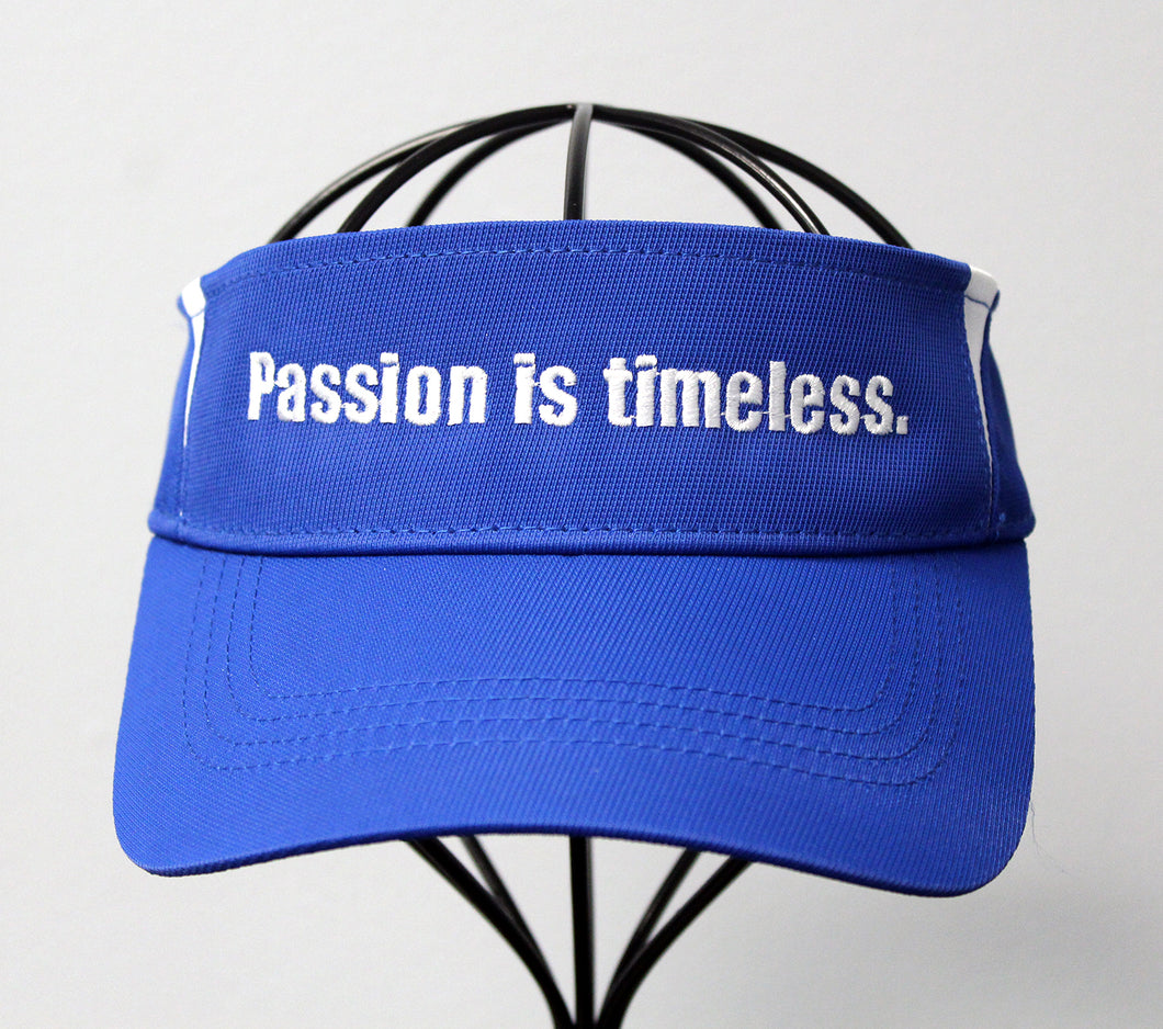 Passion is Timeless Visor