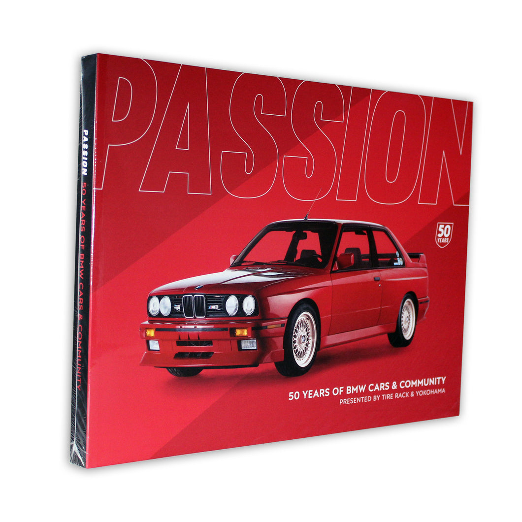 PASSION Museum Exhibition Book - 50 Years of BMW Cars & Community