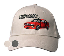 Load image into Gallery viewer, Chino Cap w/Red E30 M3