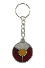 Load image into Gallery viewer, Pewter Keychain - BMW 2002