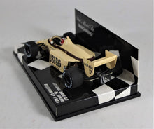 Load image into Gallery viewer, Paul's Model Art 1:43 Arrows BMW A8 #17, 1986 Belgium GP M. Surer