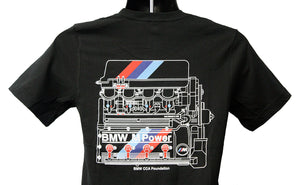 M3 S14 Engine Motorsport T-shirt