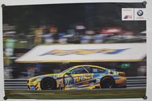 Load image into Gallery viewer, Poster - BMW Motorsport M - Turner #97 F13 M6 GTD