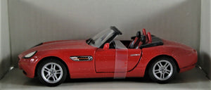 Schuco Junior Line 1:43 BMW Z8 Red,