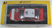 Load image into Gallery viewer, Spark 1:43 BMW 635 CSi #21, Winner 24h SPA 1983