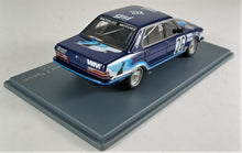 Load image into Gallery viewer, NEO 1:43 BMW E28  528i #26 Blue, 1982 24h du Spa
