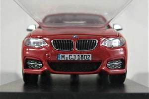 BMW 1:43 F22 2 Series Coupe - Red.