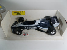 Load image into Gallery viewer, Burago 1:24 Brabham BT 52 Turbo